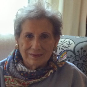 Mary Louise Guerrero
