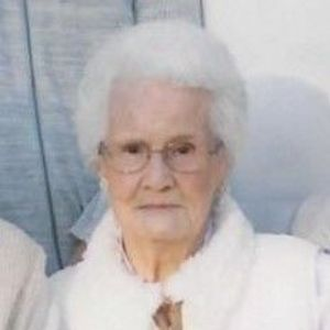 Opal Eileen Bell