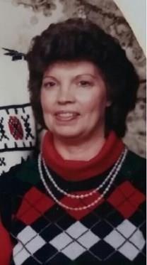 Marian Homan obituary photo
