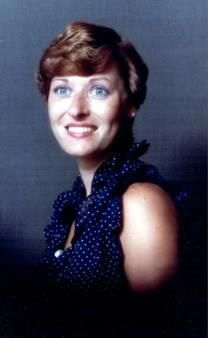 Cindy Jayne Schuman obituary photo