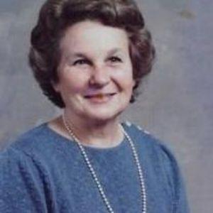 LaVerne Horner Brown