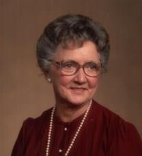 Ruth Cobb Kuhlo obituary photo