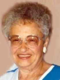 Ida Edith Sirotti obituary photo