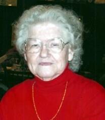 Estelle Marie May obituary photo