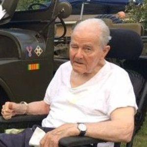 Harold R. Clarke Obituary Photo