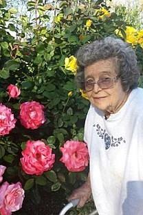 Sybil Edwards obituary photo