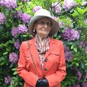 Stanislawa Kolesinska Obituary Photo