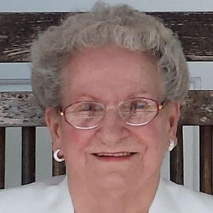Jeannette M. Mailhot Obituary Photo