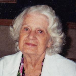 Martha Rose Wielenga Obituary Photo