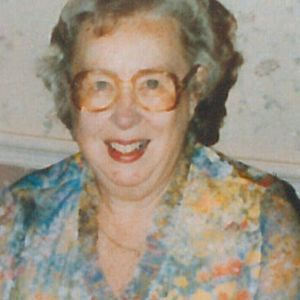 Eleanor Bullock Obituary Photo
