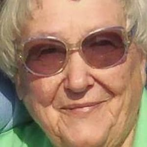 Frances Carroll Obituary Photo