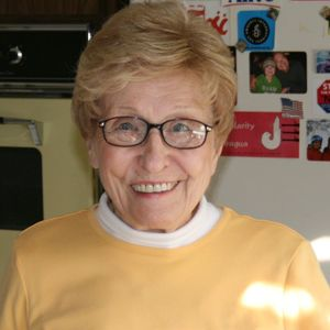 Lucille Marie Borik Obituary Photo
