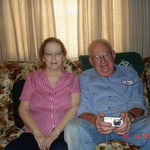 Grandma And Grandpa Nov 2006