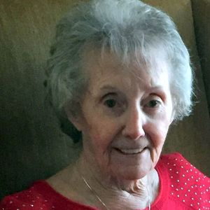 Eva Mae Montembeault Obituary Photo