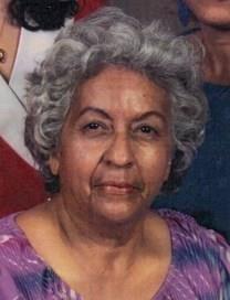 Mary B. Silvas Obituary Photo