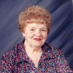 Mrs. Mary T. Nelson Obituary Photo