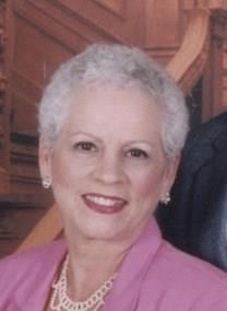 Betty Wilda Tate obituary photo