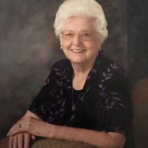 Mrs. Retha Gennece Newman