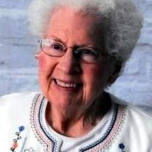 Margaret Jones Wood