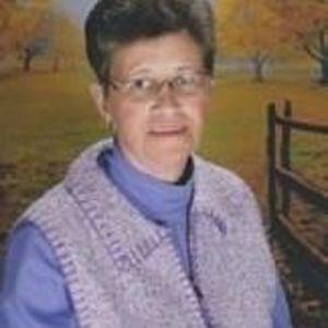 Patricia Mary Brackett