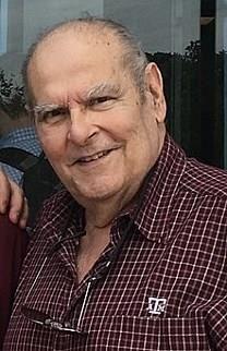 Ben J. Pinto obituary photo