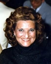 Jeraldine Dickinson obituary photo