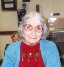 Mary Wood obituary photo
