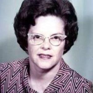 Marjorie Nell Clark