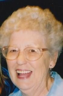Evelyn June Stewart obituary photo