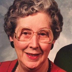 Mrs. Mary Kathryn Elizabeth Mauch