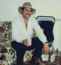 Alfonso Diaz obituary photo