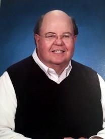 Thomas Anthony Hewett obituary photo