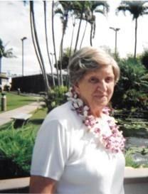 Rose Mary Boehmer obituary photo