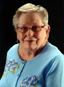 Jean Eleanor McFatridge obituary photo