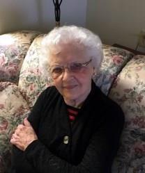 Helen Oleta Muret obituary photo