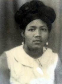 Delivrancia Denise Zamor obituary photo