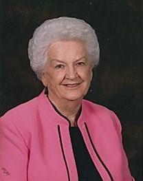 Pauline LAUDERDALE obituary photo