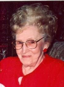 Maudie Victoria Maynard obituary photo