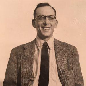 Arthur Schiff Obituary Photo