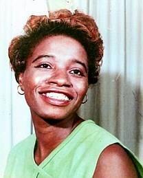 Veronica R. Peacock obituary photo