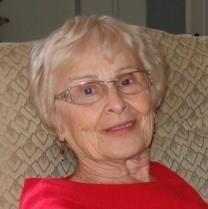 Rose Anna Bebble obituary photo