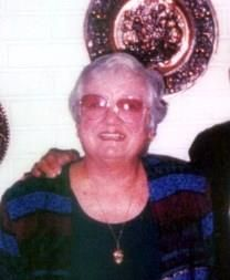 Kathleen P. Belcher obituary photo