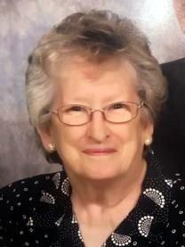 Inez Robertson obituary photo