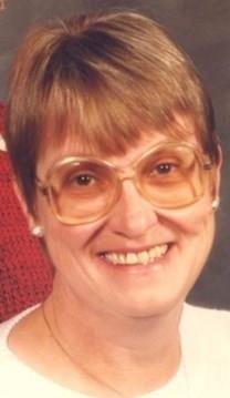Shirley June Trott obituary photo