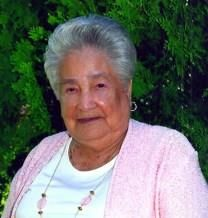 Genara Osorio Rosario obituary photo