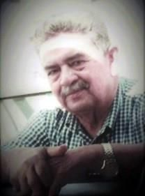 Marco Aurelio Marroquin obituary photo
