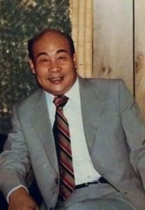 James Y. Lam obituary photo