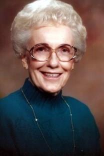 Vi Jasper obituary photo