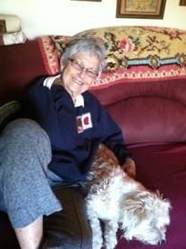 Evelyn Marie Kroeker obituary photo
