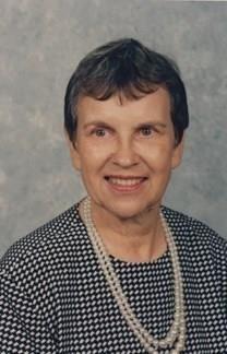 Edith B. Zapke obituary photo